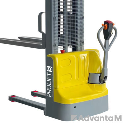 Самоходный электроштабелер PROLIFT SDR 1516-S